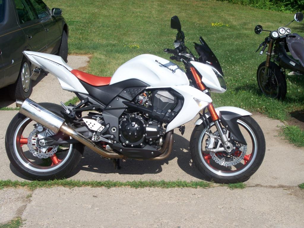 My 2008 z1000 - Kawasaki Z1000 Forum: Kawasaki Z1000 Motorcycle Forums